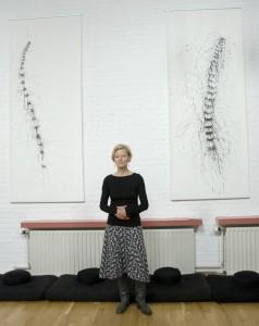 Evelien Bannenberg Eindhoven, met haar werk