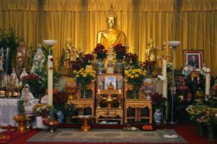 Tempel Waalwijk theravada