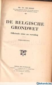 grondwet België