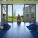 Metta Vihara, meditatieruimte
