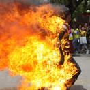Zelfverbranding Tibet