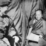 Dalai Lama 1940. Alle foto's CC.