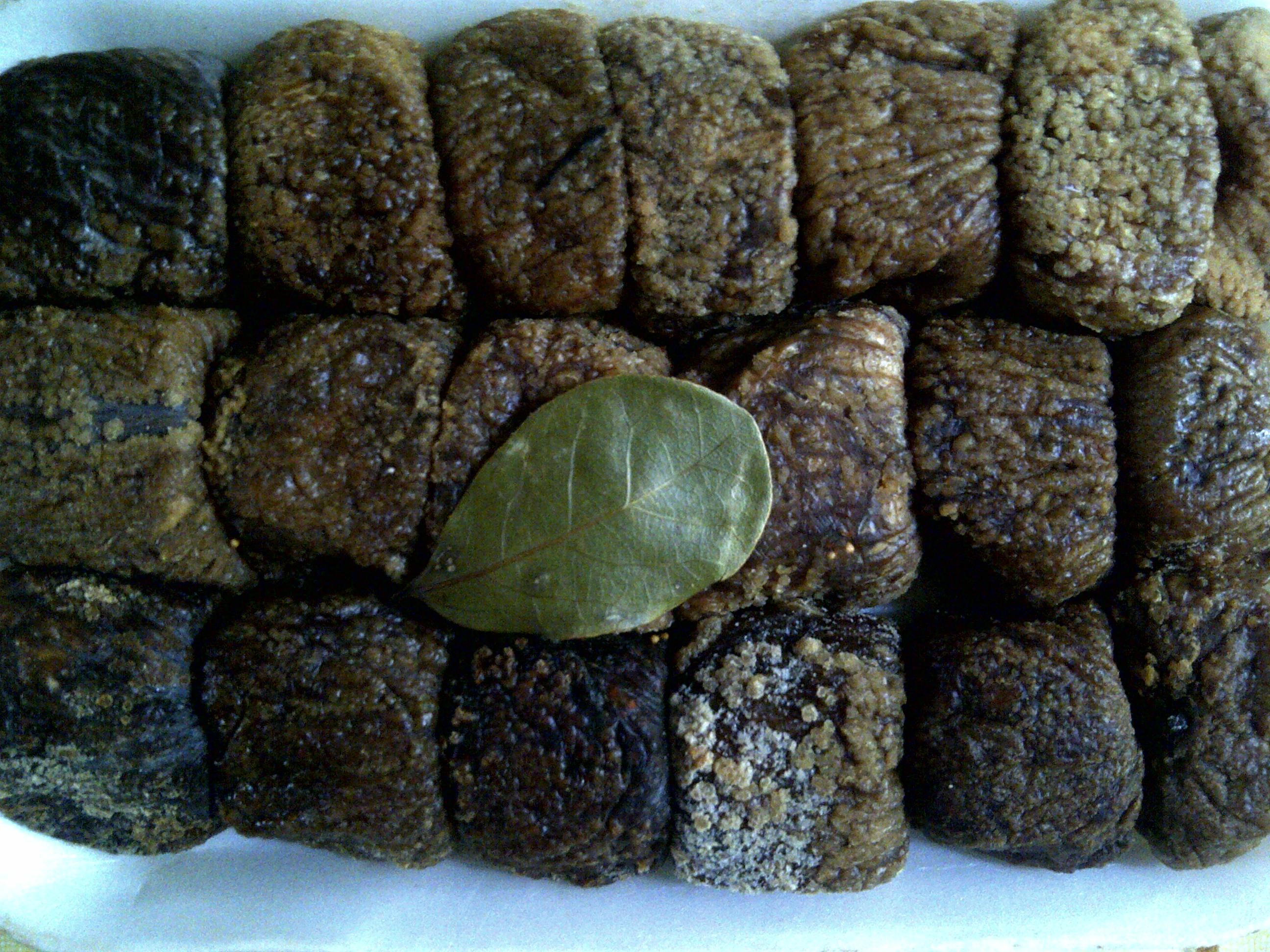 Recept voor vijgenbrood
