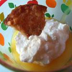 sinaasappelpudding