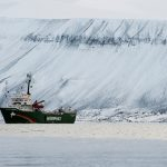 Arctic Sunrise, foto Greenpeace.