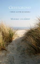 Marijke van Geest, cover boek Geestgrond