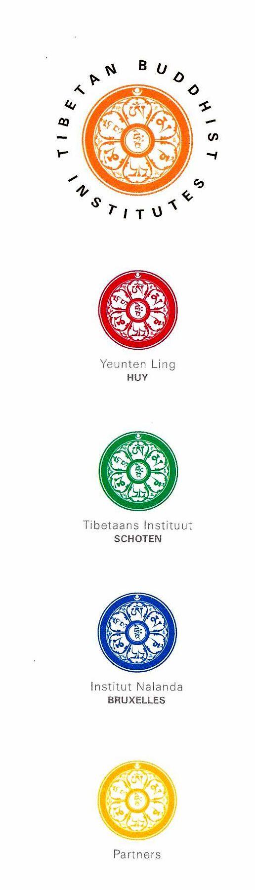 Tibetaans Instituut nieuwe naam en logo's