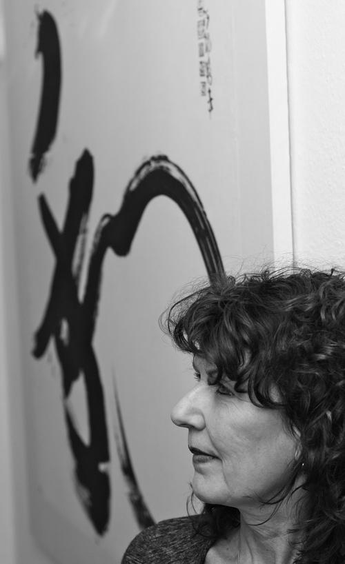 Anneke Roozendaal portret