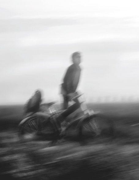 Mark Schalken, Polderlichaam, fietser.