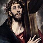 Jezus draagt zijn kruis El Greco Wikimedia