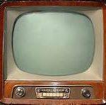Televisietoestel oud