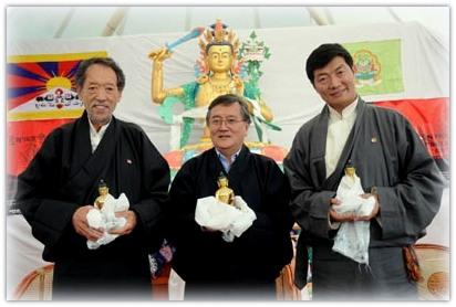 Exile Tibetans-Kalon Tripa-Politics
