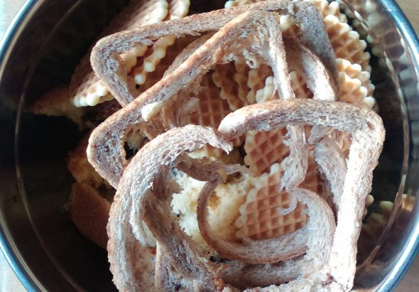 Beter broodpudding ingrediënten 29 mei 2015