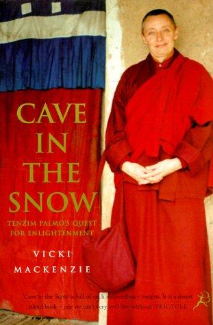 Boeken Cave in the snow