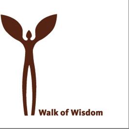Damiaan Messing Walk of Wisdom logo