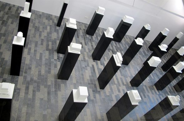 Stilte expo Kapellen van oevelen