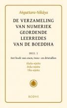 Boek Bodhi Anguttara Nikaya deel 1 februari 2016