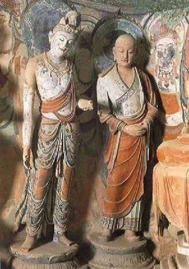 Elja Stoel thousend buddhas