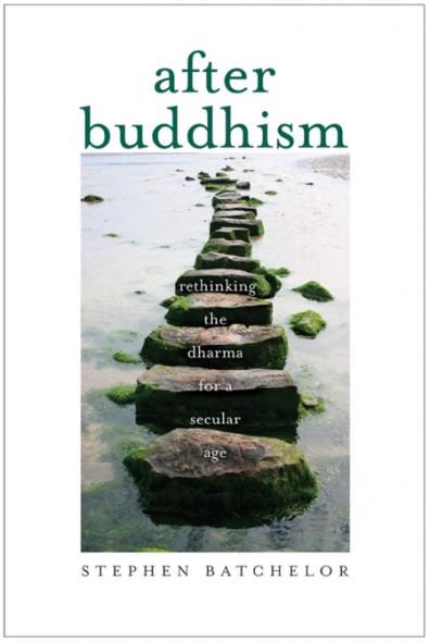after buddhism stephen batchelor boekomslag