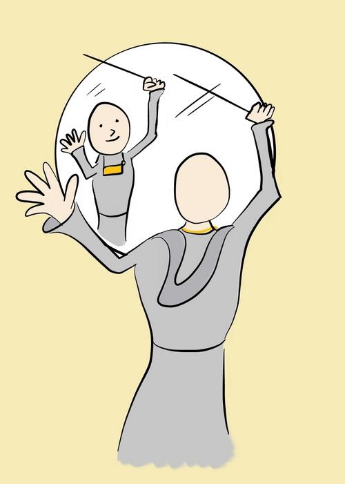 dirigent-spiegel