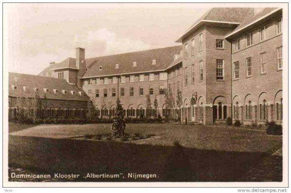 albertinum-nijmegen-klooster