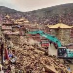 larung-gar-vernielingen-foto-free-tibet-oktober-2016