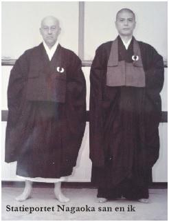 Nagaoka-san en Zeshin